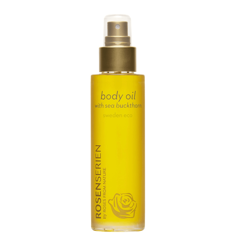 Rosenserien Body Oil with Sea Buckthorn 100 ml
