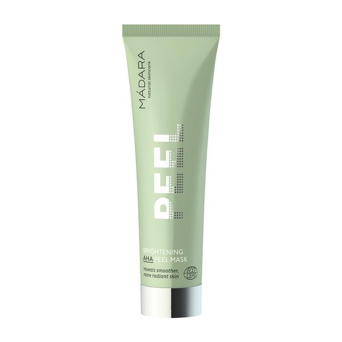 MÁDARA Brightening AHA Peel Mask