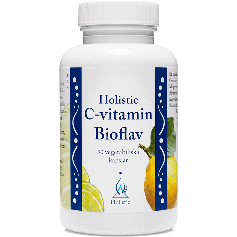 C-vitamin Bioflav - nutrients.se