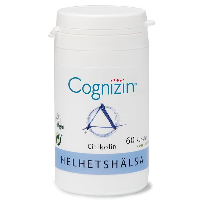 Citikolin 250mg 60k veg - nutrients.se