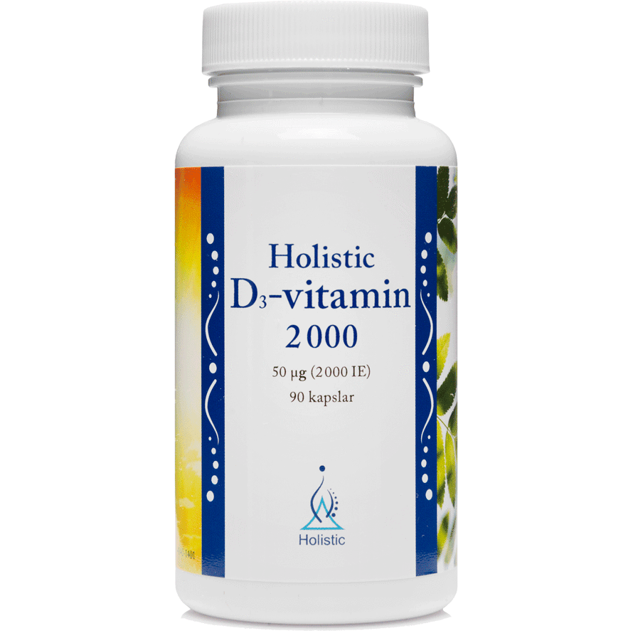 D3-vitamin 2000IE - nutrients.se