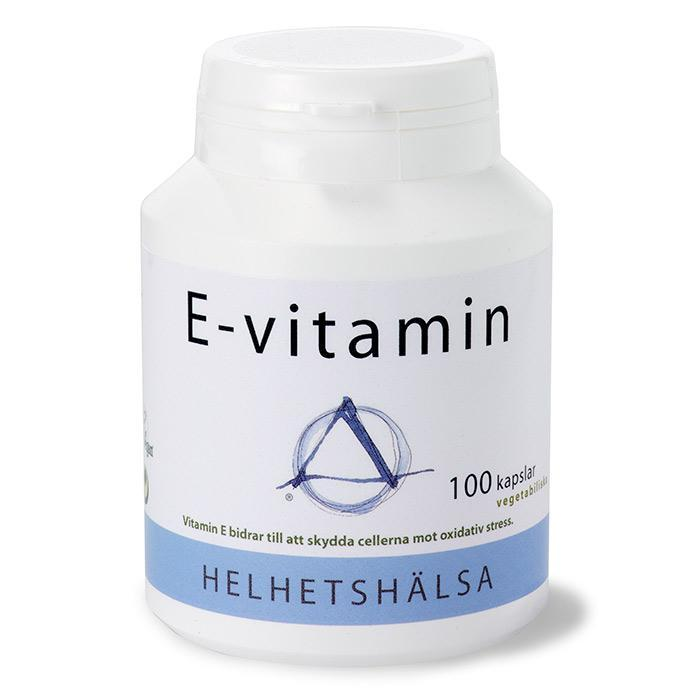 E-vitamin 100k - nutrients.se