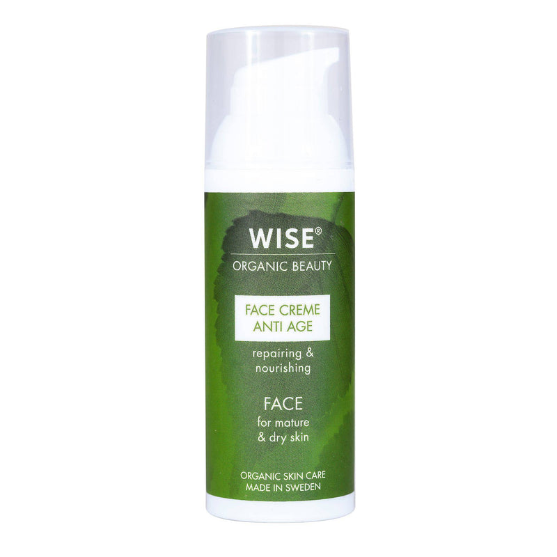 Wise Naturkosmetik Face creme Anti-age 50 ml
