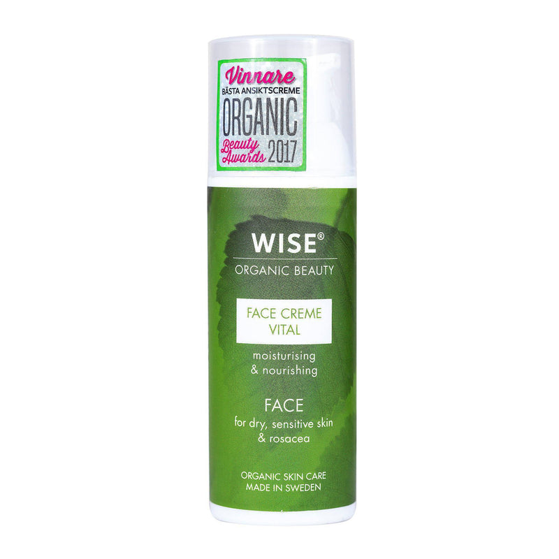 Wise Naturkosmetik Face creme Vital 50 ml
