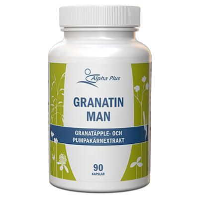 Granatin Man 90k Vegan - nutrients.se