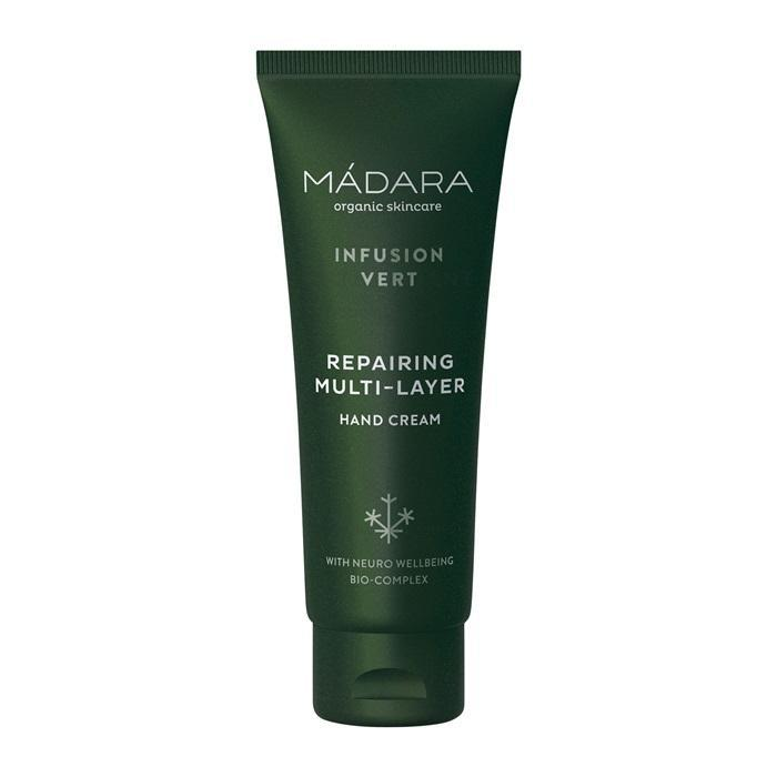 MÁDARA Infusion Vert Repairing Multi-Layer Hand Cream