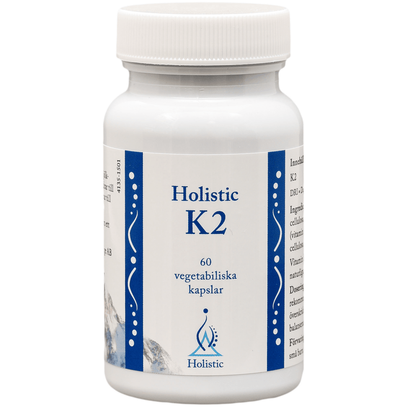 K2-vitamin 60 kaps - nutrients.se