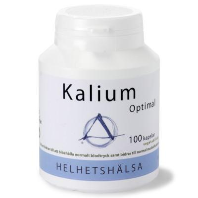 KaliumOptimal 280mg 100k - nutrients.se