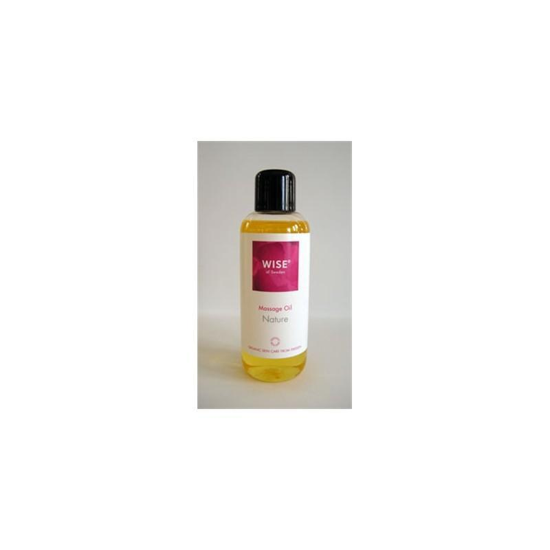 Wise Naturkosmetik Massage oil nature 250 ml
