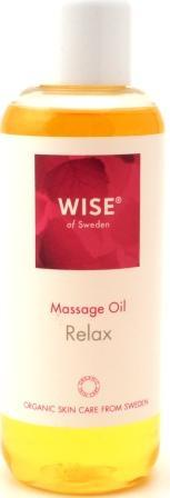 Wise Naturkosmetik Massage oil Relax  250 ml