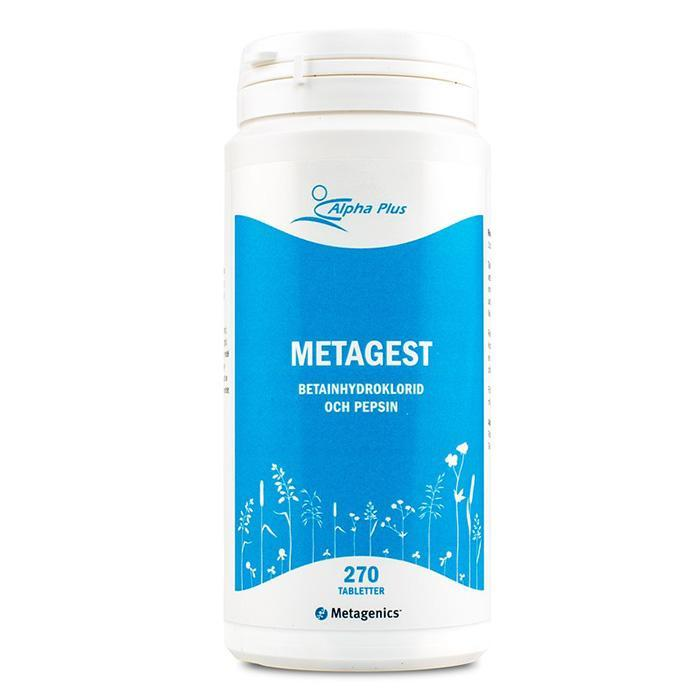 Metagest 270t - nutrients.se
