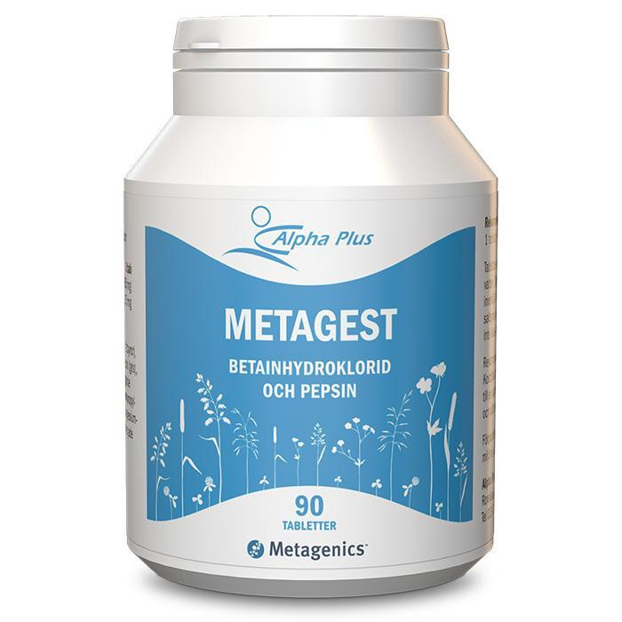 Metagest 90tab - nutrients.se