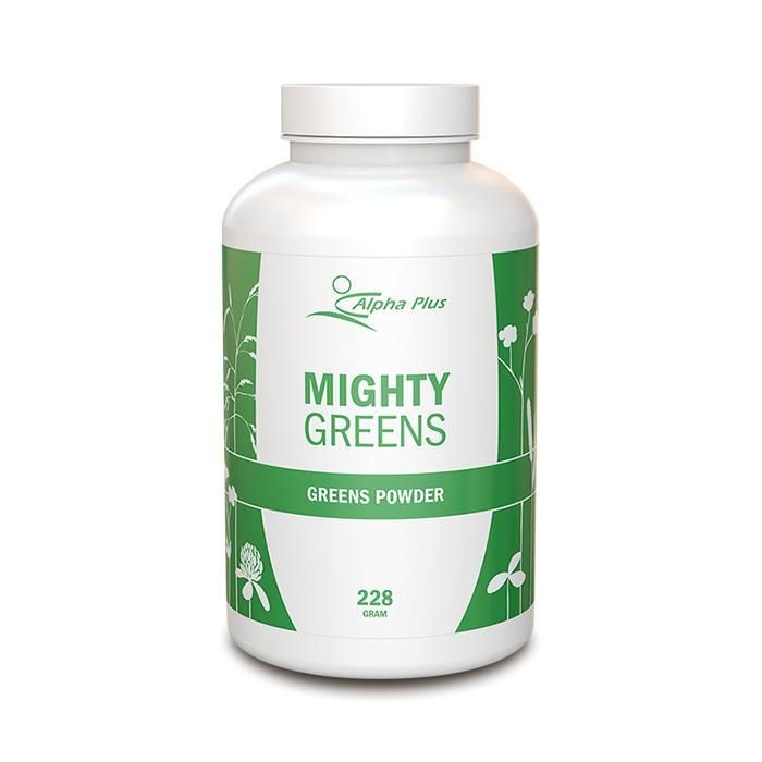 Mighty Greens 228g - nutrients.se