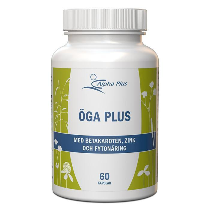 Öga 60k Vegan - nutrients.se