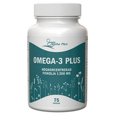 Omega-3 Plus 75k - nutrients.se