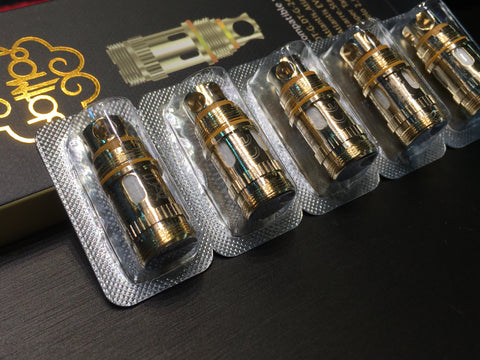 DOTMOD TWISTED COILS FOR PETRI TANK PACK OF 5