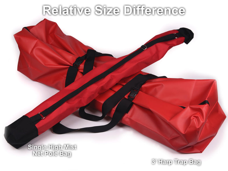 BCM Triple High/Harp Trap Storage Bag