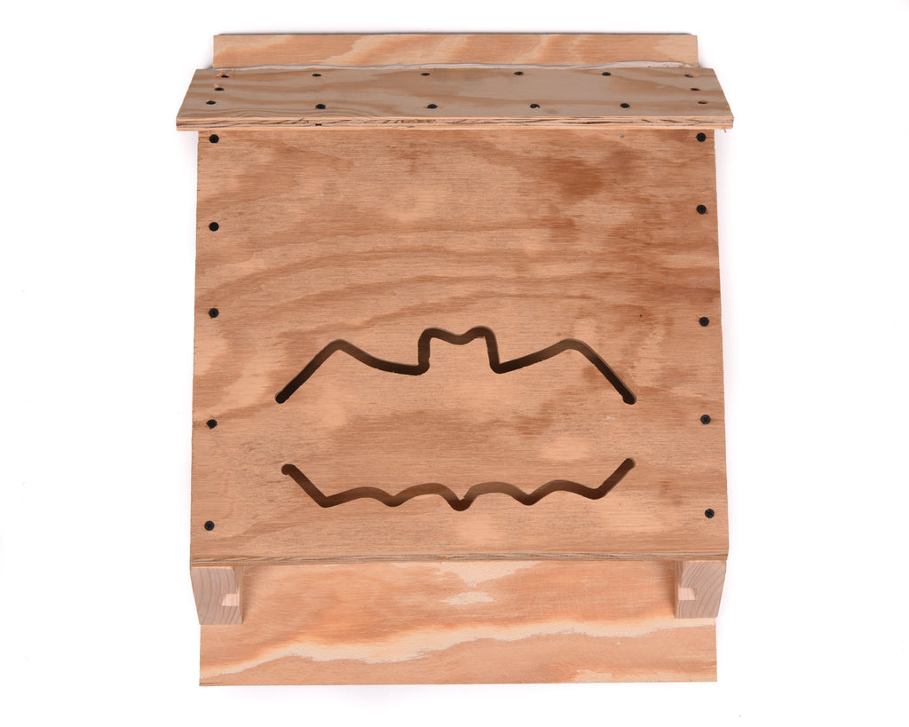 BCM Double Chamber Bat House DIY Kit