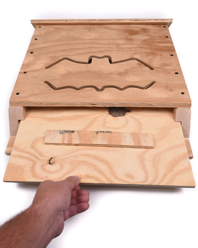 Bcm Double Chamber Bat House Diy Kit Bat Conservation
