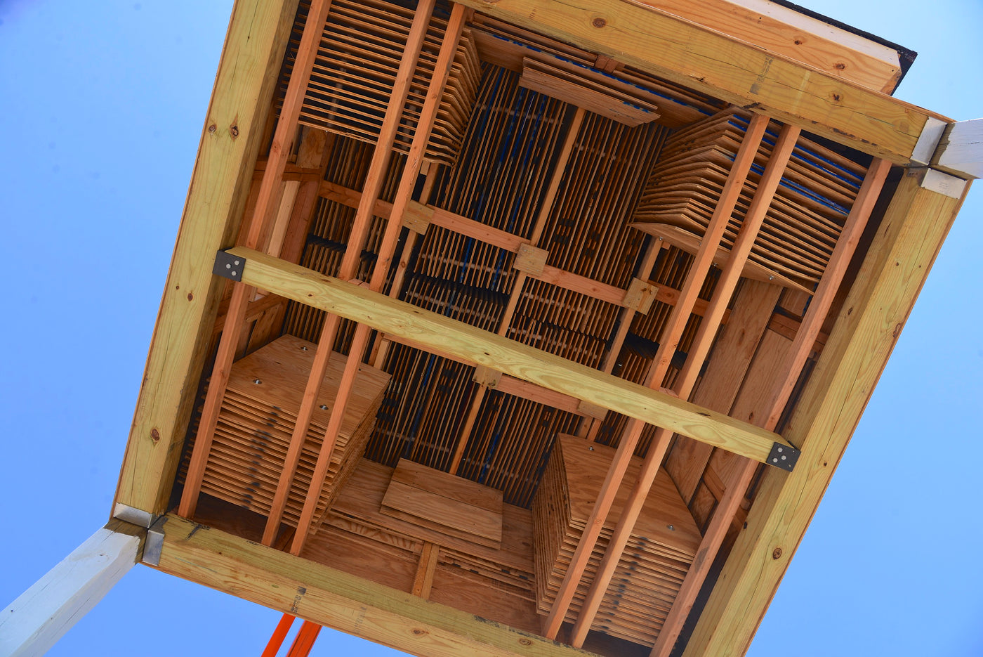 BCM Bat Condo Ranch Bat House Plans Square Foot on