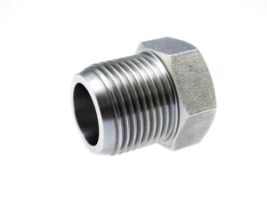 "3/8"" VIBRO Gland Nut - Allfi Waterjet P/N 703802-P - 90,000psi/6,200bar - Metric"