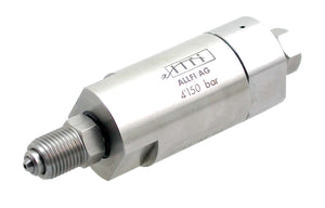 Allfi Waterjet Swivel Joint - Straight - 60,000psi/4,150bar