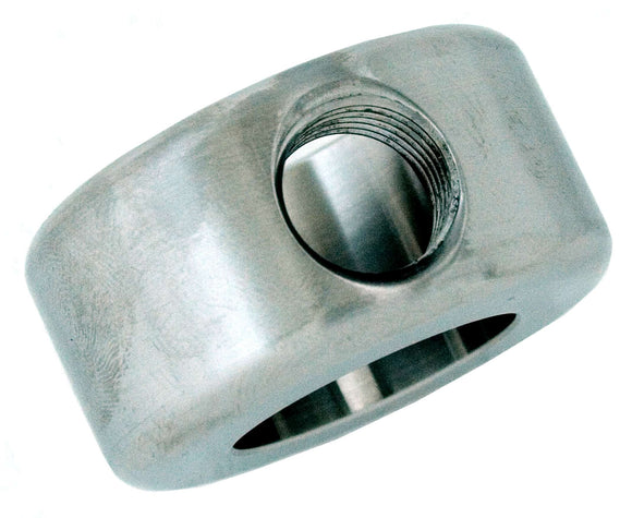 Allfi Waterjet Coupling Ring for 90deg HP Filter - 60,000psi/4,150bar