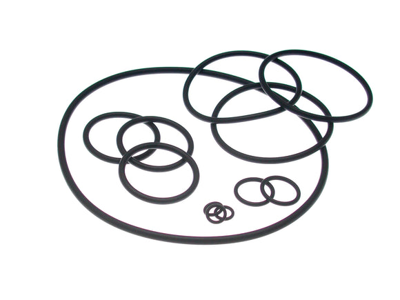 O-Ring Set for 90deg HP Filter - Allfi Waterjet PN 931060