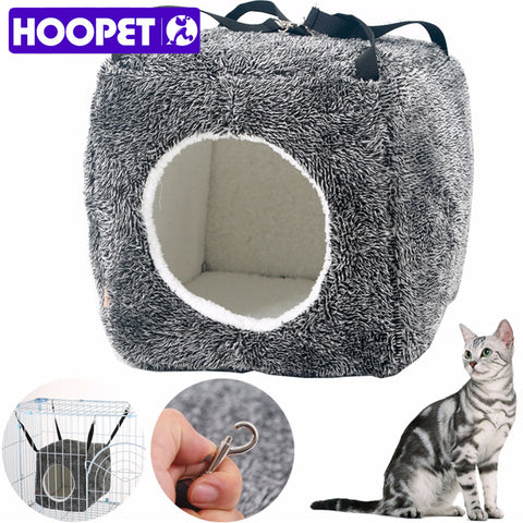 Hoopet Cat Hammock House - The Animal House