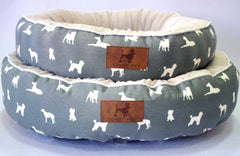 Cooby Plush Pet Bed