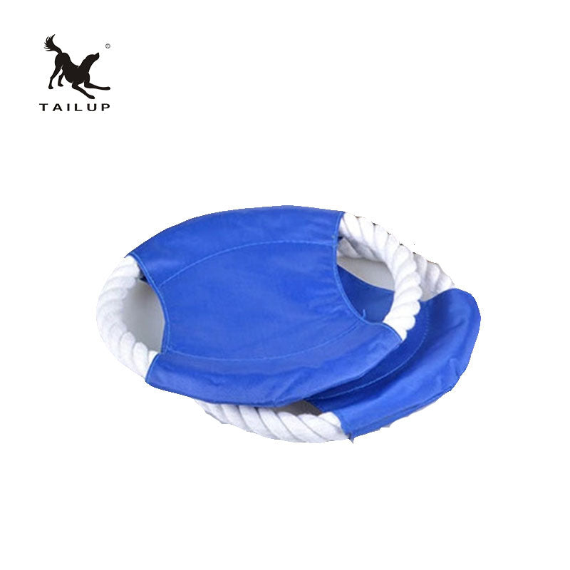 Tailup Rope Frisbee