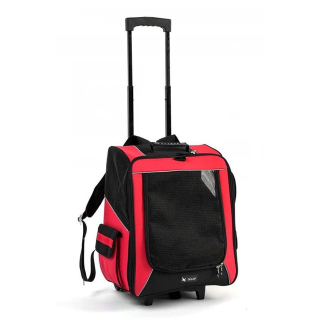 Tailup Pet Luggage Backpack