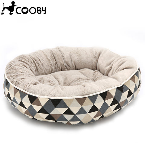 Cooby Plaid Pet Bed - The Animal House