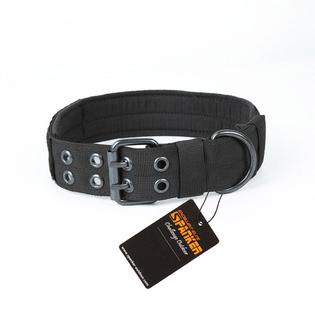 Spanker Tracker Tactical Collar