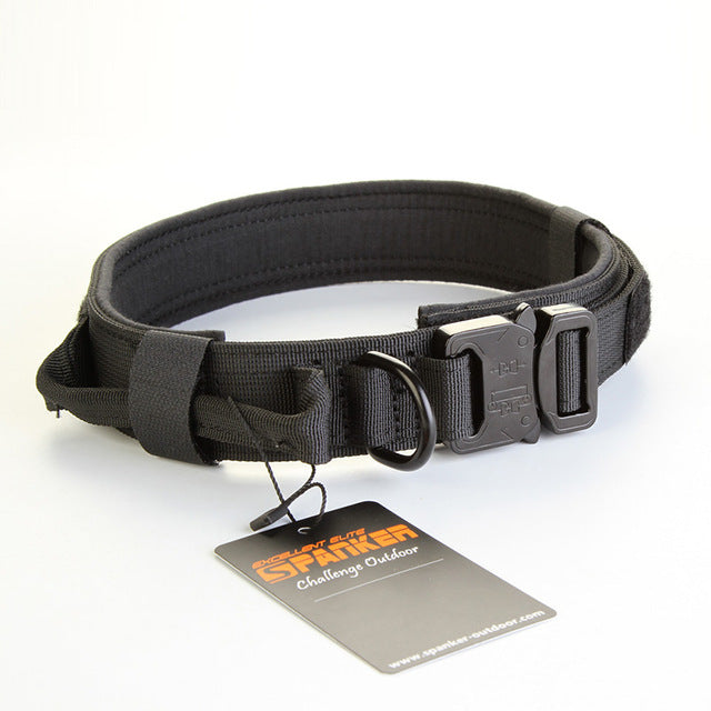 Spanker Hunter Tactical Collar