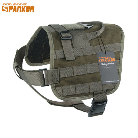 Spanker Recon Tactical Harness