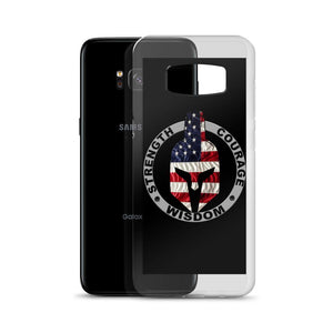 Strength, Courage and Wisdom Samsung Case