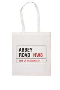 Abbey Road Tote Bag