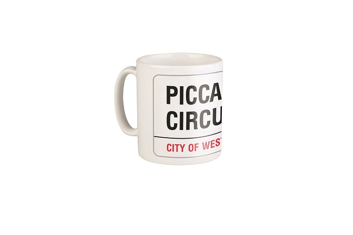 Piccadilly Circus Coffee Mug