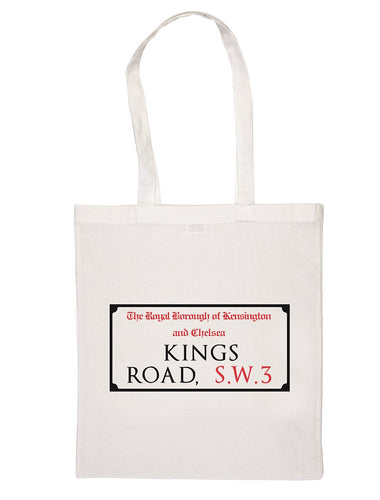 Kings Road Tote Bag