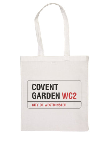 Covent Garden Tote Bag