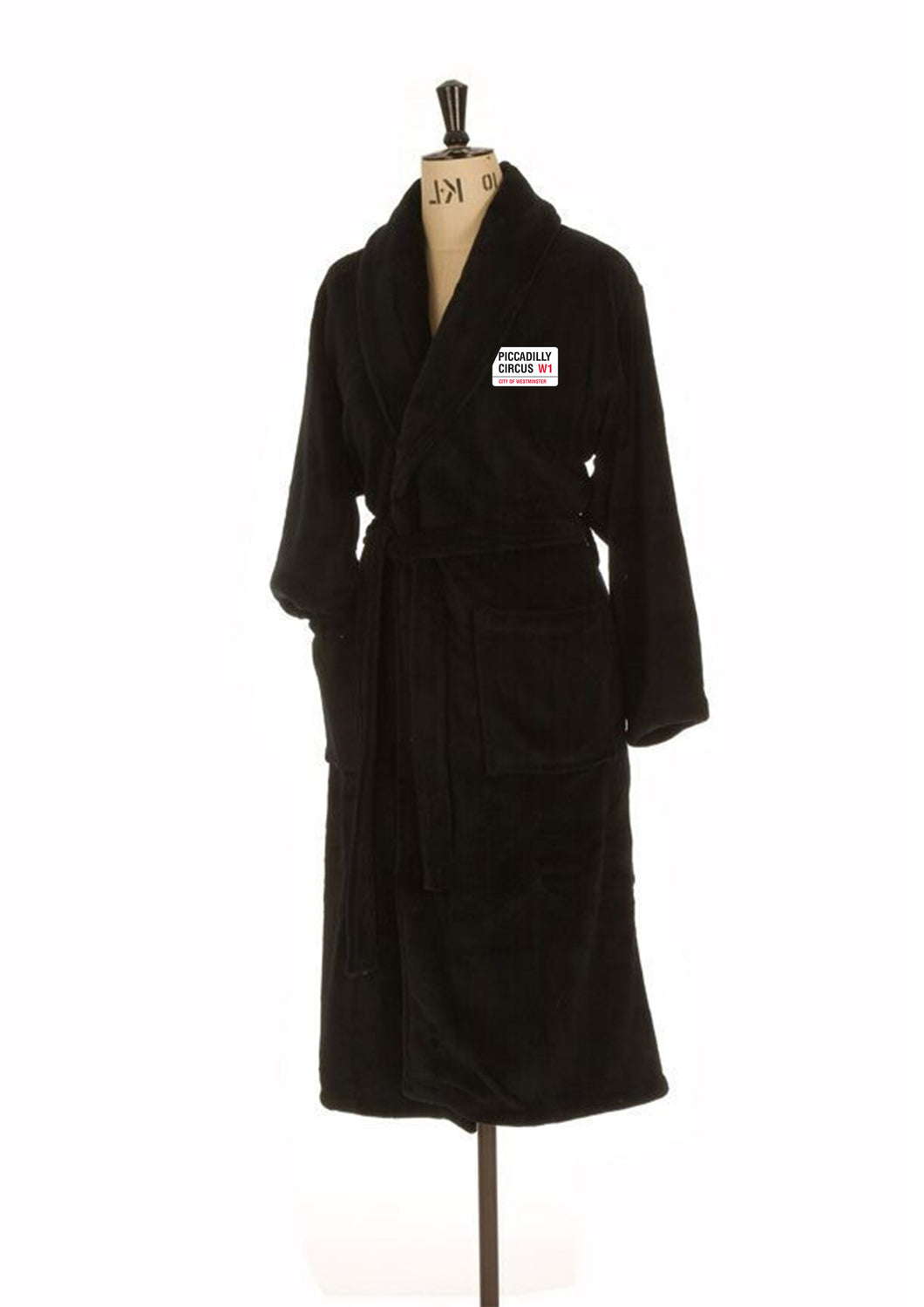 Piccadilly Circus Bathrobe