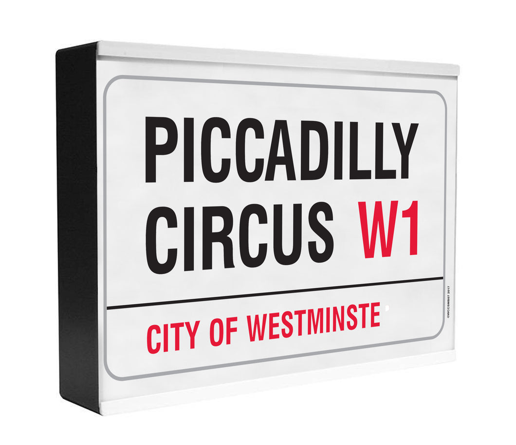 Piccadilly Circus Light Box
