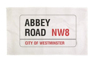 Abbey Road Tea Towel