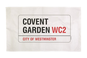 Covent Garden Tea Towel