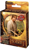 Cartamundi Collectables The Hobbit 3D Lenticular Deck in Tin