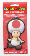 Just Funky Home Super Mario - Air Freshener Strawberry Scent