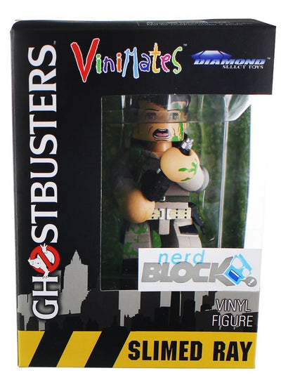 "Vinimates Collectables Ghostbusters 4"" Slimed Ray Vinimates Vinyl Figure"