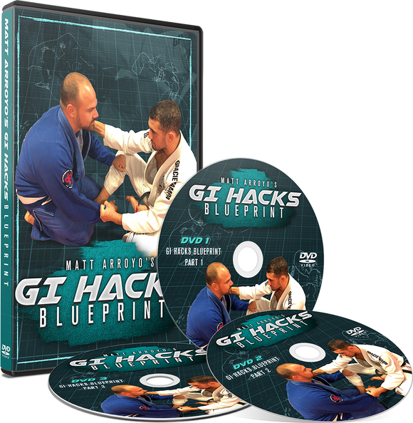Matt Arroyo's Gi Hacks Blueprint