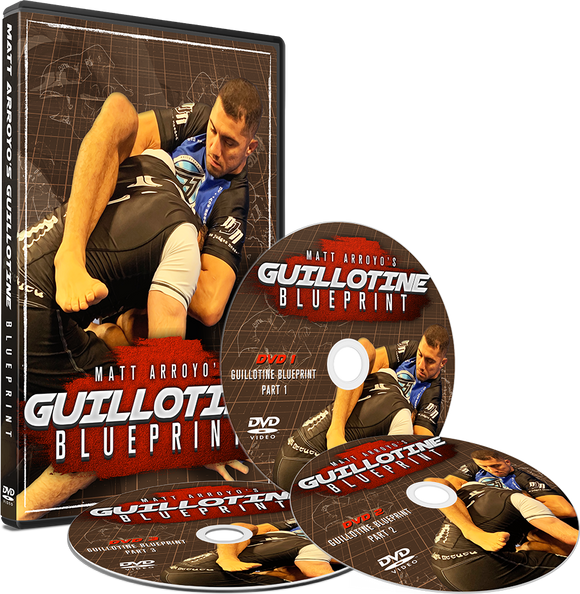 Matt Arroyo's Guillotine Blueprint